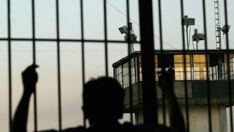 Über hundert Häftlinge befinden sich nicht mehr hinter Gittern (Archiv)