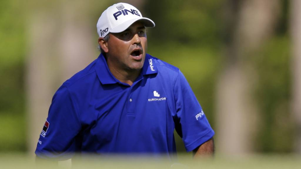 Angel Cabrera in Rio verhaftet