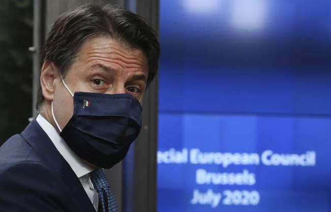 Giuseppe Contes Italien ist der grosse Profiteur der Verhandlungsrunde.