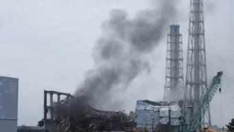 Trotz Horror-Bildern aus Fukushima: Staaten der Welt können sich nicht auf Empfehlungen zu mehr Atomsicherheit einigen (Archiv)