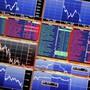Handelsstreit schickt Aktien am Montag auf Tauchgang. (Symbolbild)