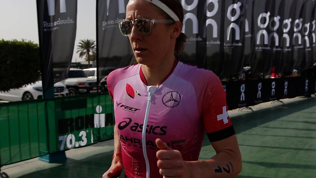 Daniela Ryf war «sehr zufrieden» mit ihrer Leistung in Utah
