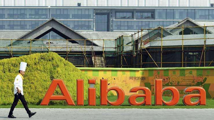 Engste Kontakte mit der Parteispitze: Der chinesische Internet-Händler hat grünes Licht aus Peking für einen Börsengang in New York.