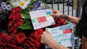 Schwerer Terror-Anschlag auf den Flughafen Atatürk in Istanbul