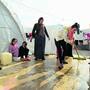 Im Flüchtlingslager Esyan