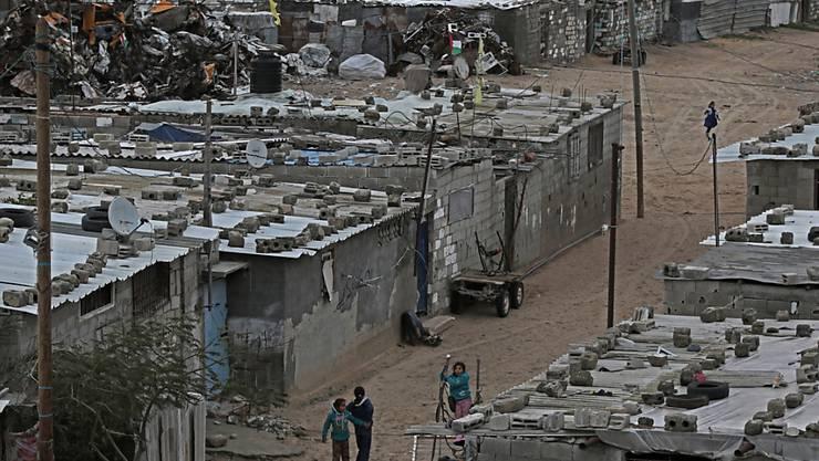 Keine Unterstützung mehr für palästinensische Flüchtlinge: Die USA stellen die Zahlungen an das entsprechende Uno-Hilfswerk (UNRWA) ein.