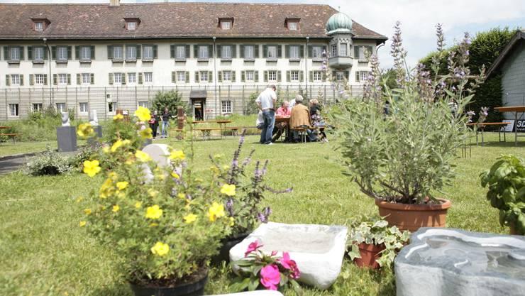 Die Authentica findet im Kapuzinerkloster Solothurn statt