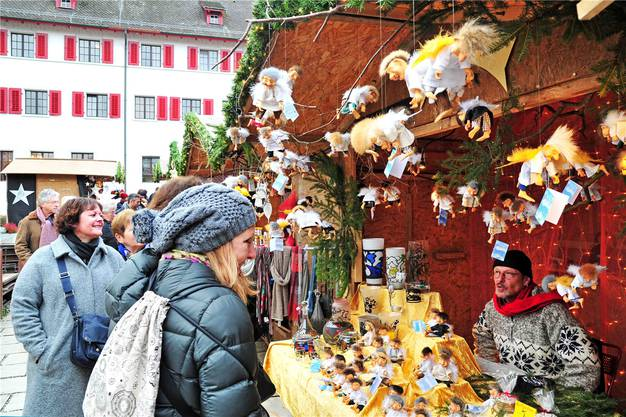 Der Kloster-Markt findet aufgrund von Corona doch nicht statt. (Archivbild)