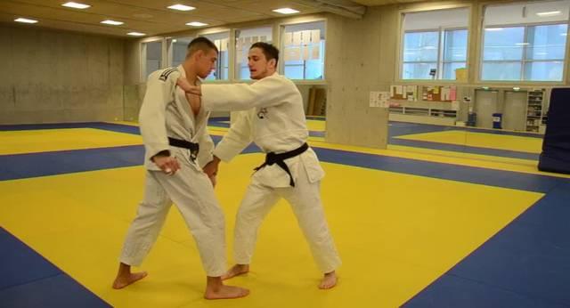 Tai-Otoshi, Uchi-Mata und Ippon-Seoi-Nage: Judo-Würfe mit Ciril Grossklaus