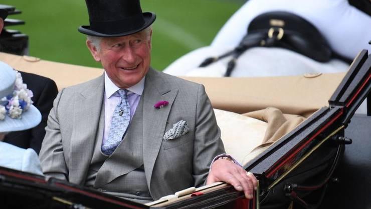 Der britische Thronfolger Prinz Charles hat am 1. Juli 2019 den 50. Jahrestag seiner Einführungszeremonie als Prince of Wales gefeiert. (Archiv)