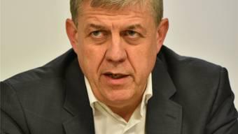 Urs Knapp, FDP-Fraktionschef: «Olten müsste gegenüber dem Kanton mehr auf die Hinterbeine stehen.»