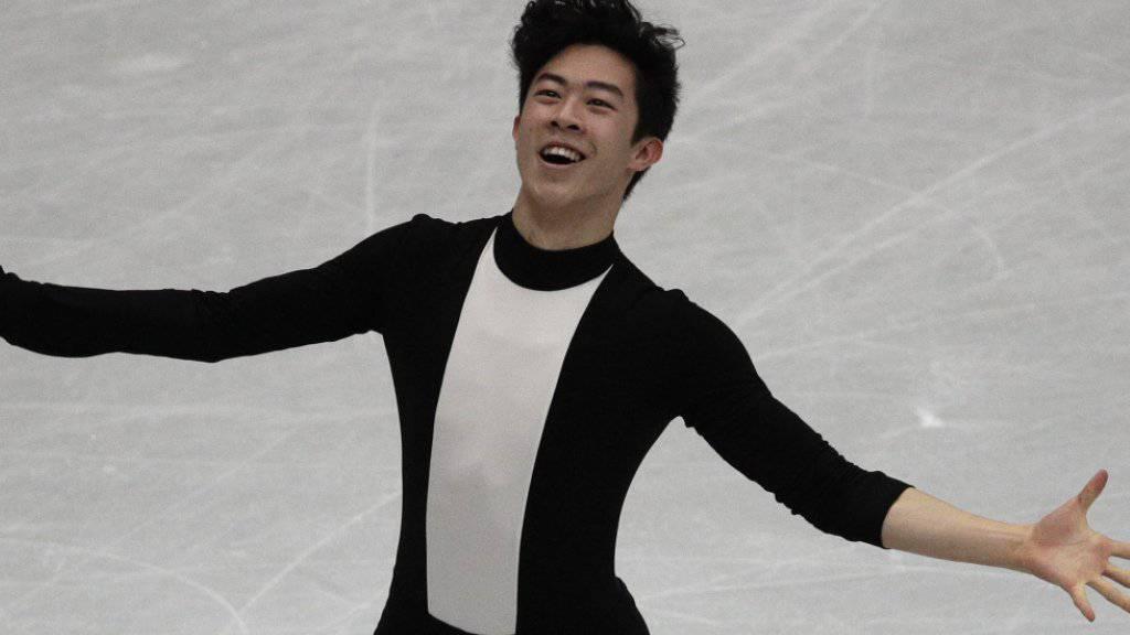 Eiskunstläufer Britschgi enttäuscht an der WM