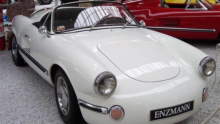Auf Hochglanz poliert: ein «Enzmann 506».