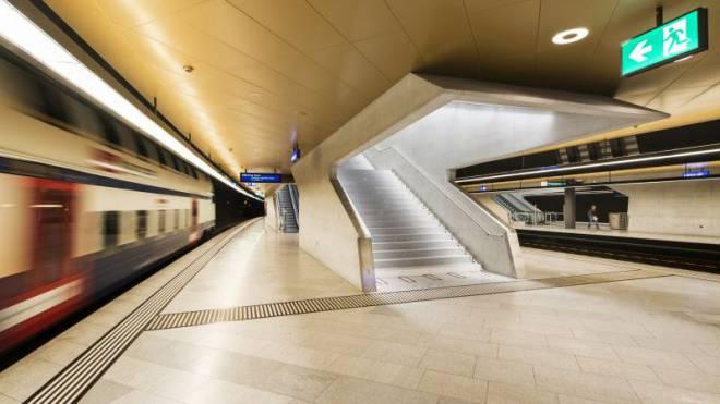Auf der Durchmesserlinie zwischen Altstetten und Oerlikon könnte ein weiterer Tunnelbahnhof unter der ETH entstehen – wie hier unter dem Hauptbahnhof Zürich.  Foto: Keystone