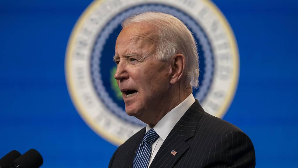 Biden-Regierung will 200 Millionen Corona-Impfdosen zusätzlich kaufen