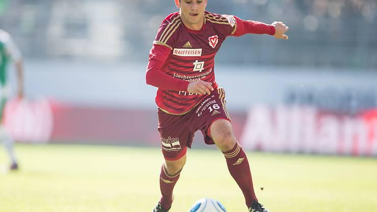 Per sofort nicht mehr bei Vaduz unter Vertrag: Moreno Costanzo