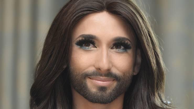 Conchita Wurst am Zurich Pride Festival