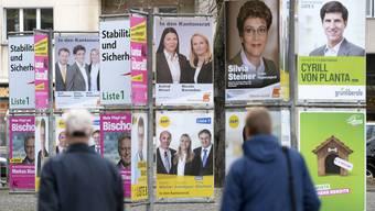 Am heutigen Sonntag ist es so weit: Zürich wählt.