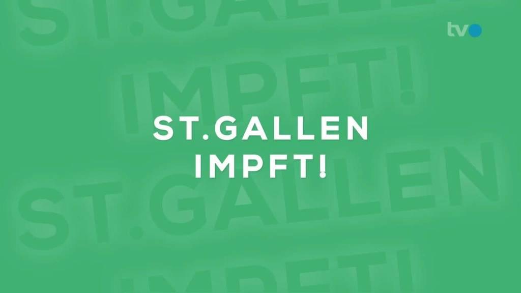 Impfzentrum St.Gallen – Ein Blick hinter die Kulissen