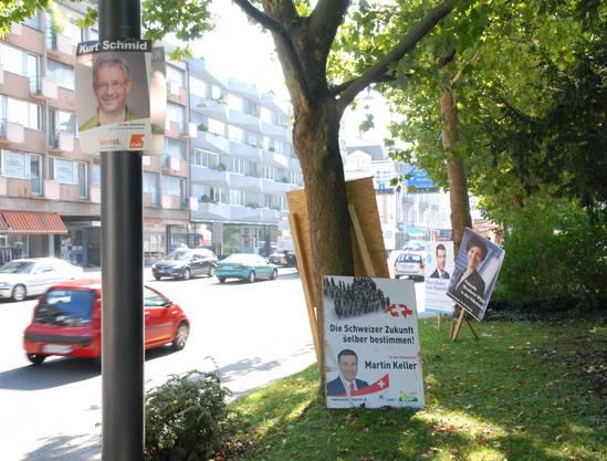 Bruggerstrasse in Baden