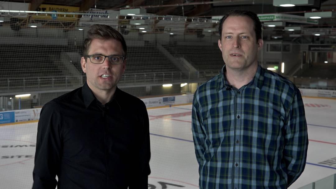Der EHCO-Talk nach dem Saison-Aus: Was lief schief gegen Langenthal und kann sich Chris Bartolone als Trainer halten?