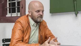 Krise? Denkste! Culturescapes-Direktor Jurriaan Cooiman konnte 2017 das Budget verdoppeln.