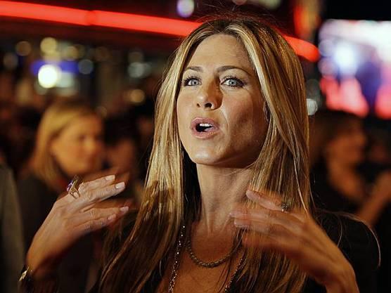 Hollywood-Star Jennifer Aniston (Archiv)