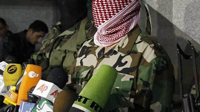 Die Hamas bekennt sich zum Angriff auf die israelischen Soldaten
