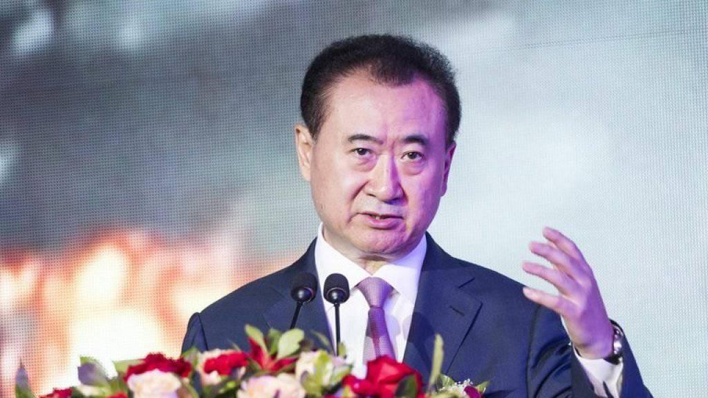 Laut «Forbes» der reichste Chinese: Wang Jianlin. (Archiv)