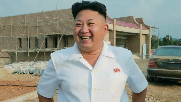 Hat Kim Jong Un ausgelacht? In den vergangenen Wochen mehrten sich die Vorfälle, die einen Machtverlust des nordkoreanischen Diktators bestätigen.