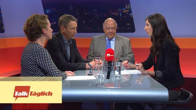 «TalkTäglich» zu Geri Müllers Abwahl: Die ganzen Sendung