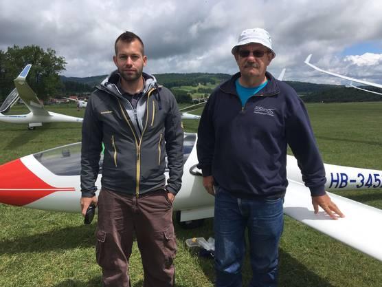 Roman und Jaroslav Misun mit Doppelsieg an den Meisterschaften im Birrfeld.