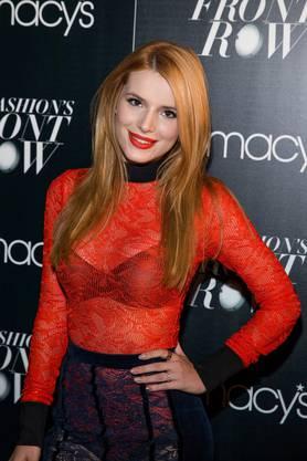 Ist sonst für Filme wie «Die Bestimmung – Divergent» bekannt: Schauspielerin und Model Bella Thorne.