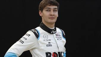 George Russell feierte seinen zweiten Sieg in Folge in der VR-Serie der Formel 1