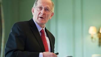 Joseph Deiss, ehemaliger Alstom-Verwaltungsratspräsident - heute Schweizer Landeschef von General Electric. (Archiv)