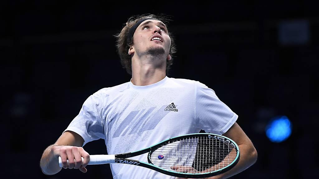 Novak Djokovic verliert, Daniil Medwedew im Halbfinal