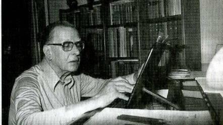 Komponist Theodor Diener