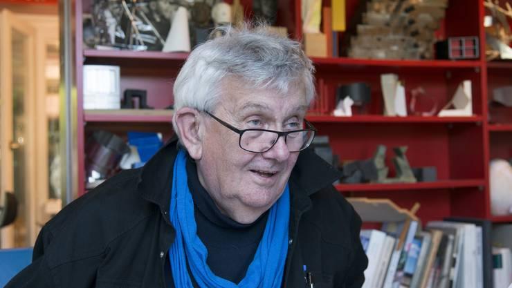 Stefan Sieboth ist seit 1959 als Architekt tätig und hat bedeutende Bauten in der Region realisiert.