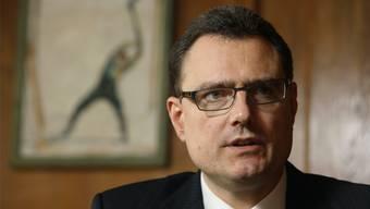Der neue SNB-Präsident: Thomas Jordan.