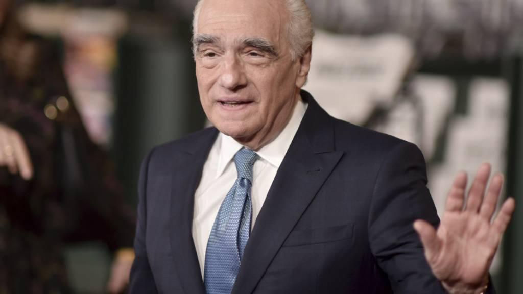 Tochter von Martin Scorsese sorgt mit Geschenkpapier für Lacher