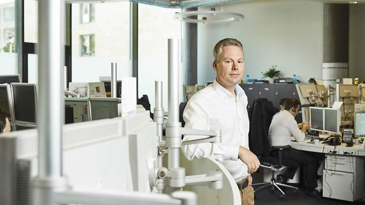 Jan Schoch hat Leonteq mitgegründet, tritt nun aber aus der Geschäftsleitung aus. (Archivbild)
