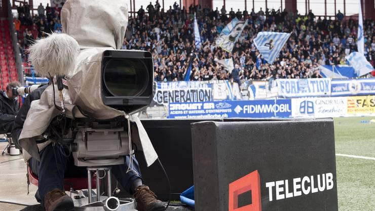 """Die Swisscom soll ihr eigenes Web-Angebot """"Swisscom-TV"""" bei den Teleclub-Sportinhalten bevorzugt haben."""