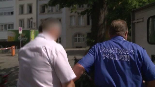 Stationäre Massnahme für Prostituierten-Mörder