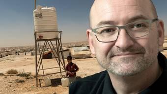 Eindrücke aus einem Flüchtlingslager in Jordanien