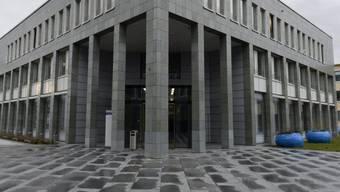 Das Zuger Kantons- und Strafgericht (Archiv)