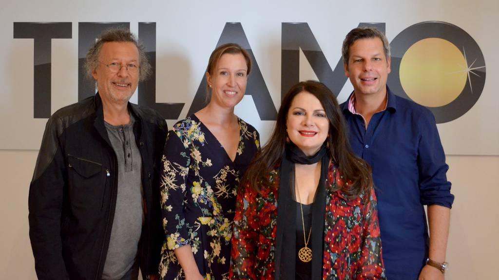 Marianne Rosenberg vereinbart langfristige Zusammenarbeit mit Telamo