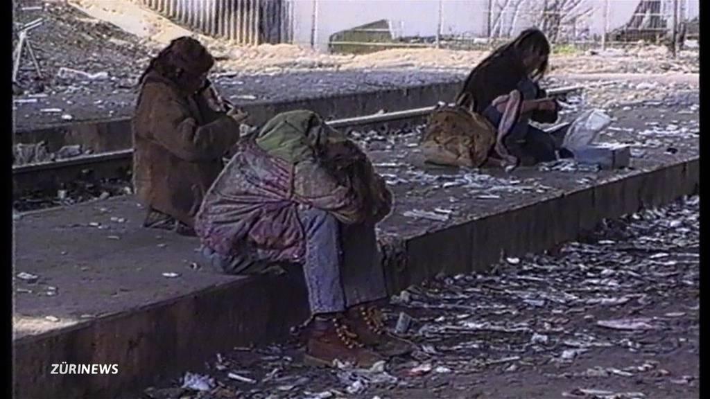 Badespass statt Drogenelend: Letten-Räumung jährt sich zum 25. Mal