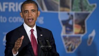 US-Präsident Barack Obama in Tansania