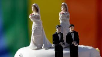"""Die EDU verlangt mit ihrer Initiative """"Schutz der Ehe"""", dass in der Kantonsverfassung die Ehe als eine """"auf Dauer angelegte und gesetzlich geregelte Lebensgemeinschaft von Mann und Frau"""" definiert wird."""