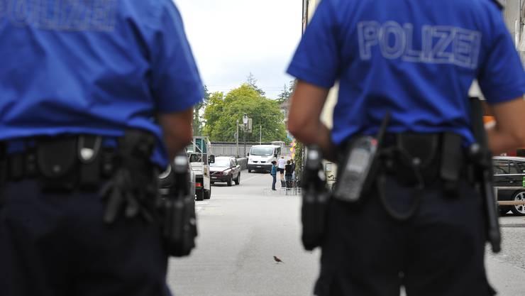 Das neue Polizeigesetz wurde vergangene Woche von SP-Regierungsrätin Susanne Schaffner vorgestellt.